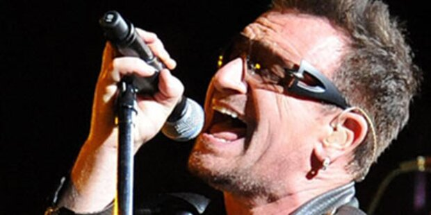 U2: Strafe wegen zu lauter Musik