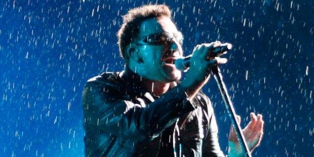 Die besten U2-Videos aller Zeiten