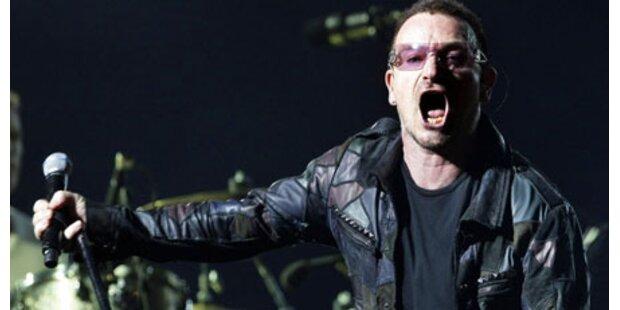 U2 - Benefiz-Hit für Haiti-Opfer