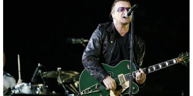 U2-Konzert am 30.8. in Wien!