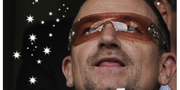 U2 kommen 2009 nach Wien