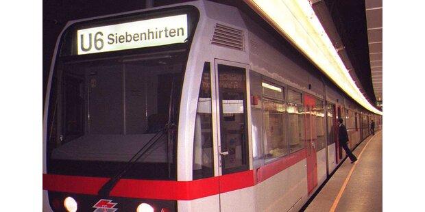 Verwirrter Mann verschwand in U-Bahntunnel