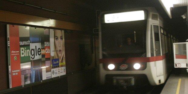 Drogendealer von U-Bahn gerammt