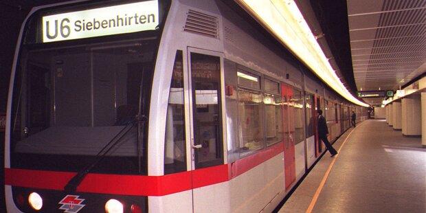Erneut Schlägerei in Wiener U6