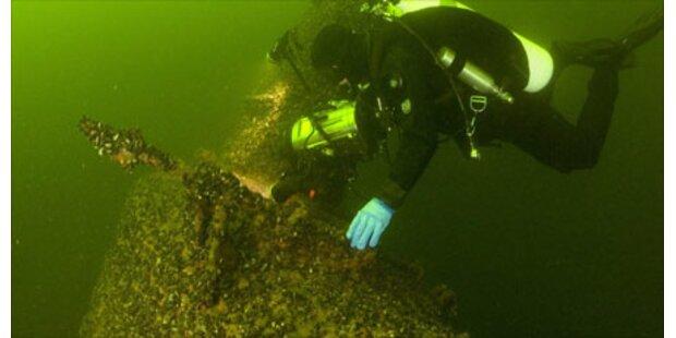 Wrack von Sowjet-U-Boot entdeckt