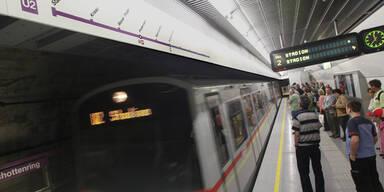 U-Bahn U2 Schottenring