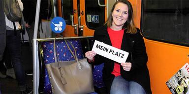 Sitzplatz-Reservierung in der Wiener U-Bahn