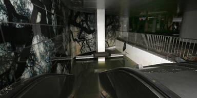 U-Bahn New York Sandy