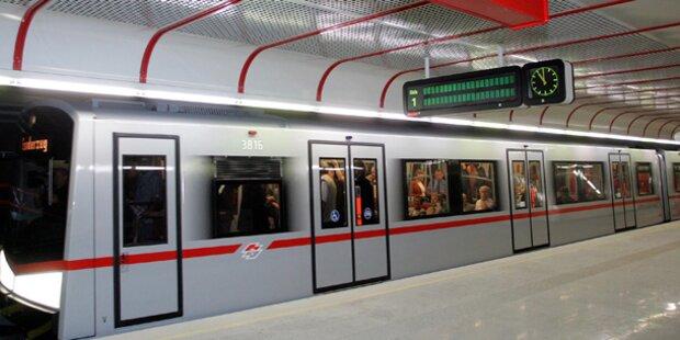 Starker Rauch: Drei U-Bahnstationen evakuiert