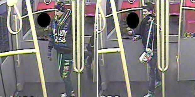 Polizei jagt brutale U-Bahn-Räuber