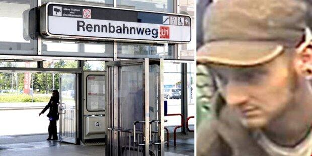 Polizei fahndet nach brutalem U-Bahn-Schläger