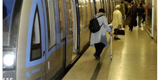 Wieder brutale U-Bahn-Schläger in München
