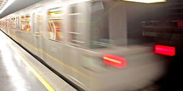 Wiener U4 im Frühverkehr lahmgelegt