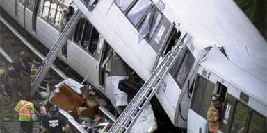 Doch 9 Tote nach U-Bahn-Unfall
