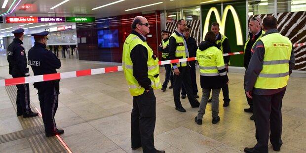 Wien: Karlsplatz nach Bombenalarm evakuiert