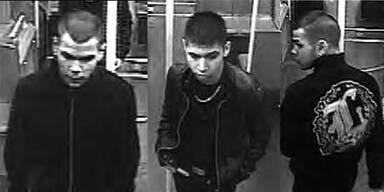Brutaler Überfall in Wiener U-Bahn