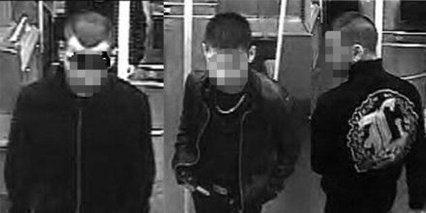 Brutale U-Bahn- Räuber gefasst