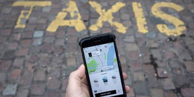 50 Millionen Uber-Kunden gehackt