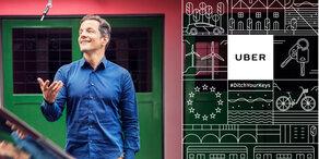 Mobilitätswoche in Wien mit Uber-Challenge