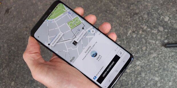 Paukenschlag: Google Maps wirft Uber raus