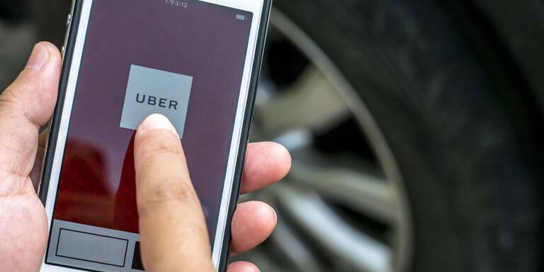 Uber fährt Betrunkene in Wien gratis heim