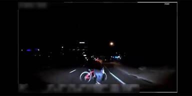 Video zeigt tödlichen Roboauto-Unfall