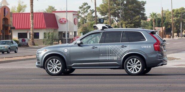 Arizona stoppt Betrieb von Roboterautos