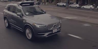 Uber darf Roboter-Taxis doch testen