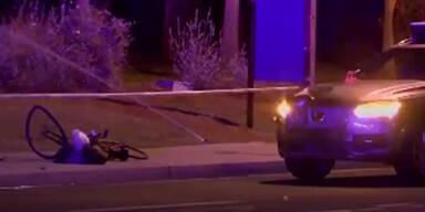 Fußgängerin von Roboterauto getötet
