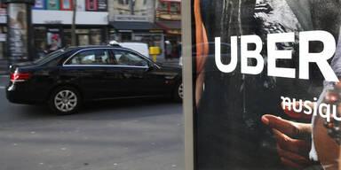 """Uber stoppt Skandal-App """"Greyball"""""""