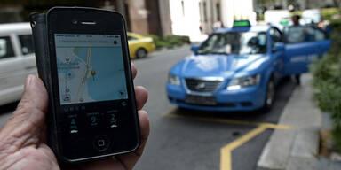 Uber und Spotify tun sich zusammen