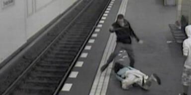 Überfall in Berliner U-Bahn