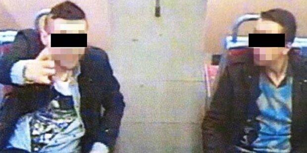 Brutale U-Bahn-Räuber geschnappt