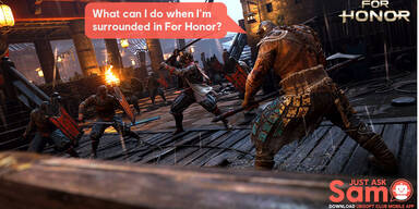 Ubisoft startet digitale Assistentin Sam