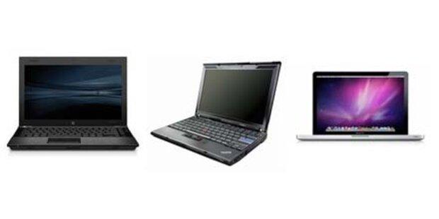 Apple, HP & Lenovo-Geräte zum Kampfpreis