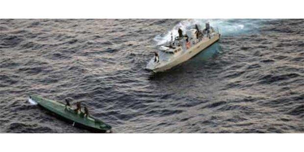 Mexikaner schmuggelten Drogen mit U-Boot
