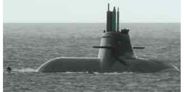 Radioaktives Wasser aus US-Atom-U-Boot ausgetreten