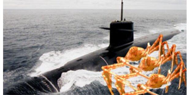Atom-U-Boote waren leiser als Krabben