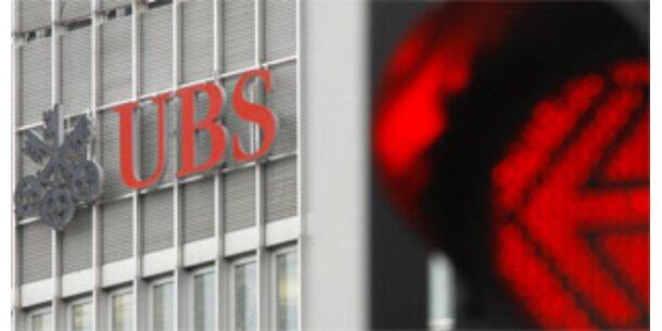 Schweizer UBS lockert Bankgeheimnis