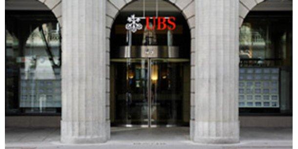 UBS erleidet Verlust von an die 800 Mio. Franken