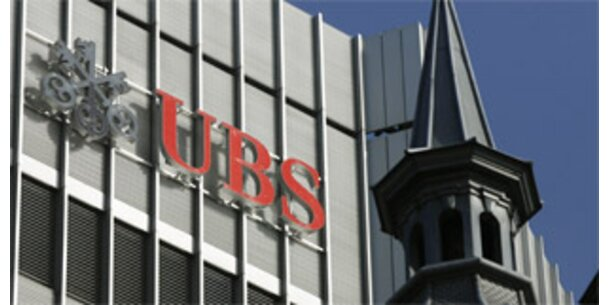 UBS macht ersten Verlust der Firmengeschichte