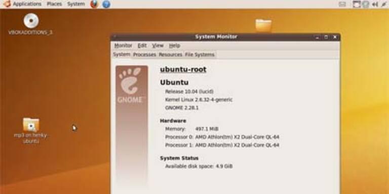 Neues Ubuntu 10.04 LTS ist fertig
