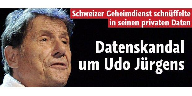 Datenskandal um Udo Jürgens