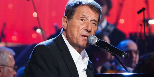 Udo Jürgens überraschte Einbrecher