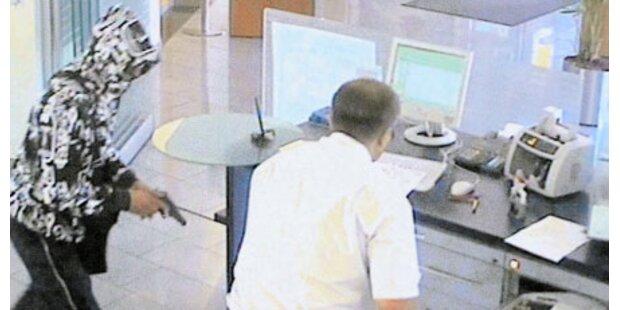 Bewaffneter Banküberfall in Linz