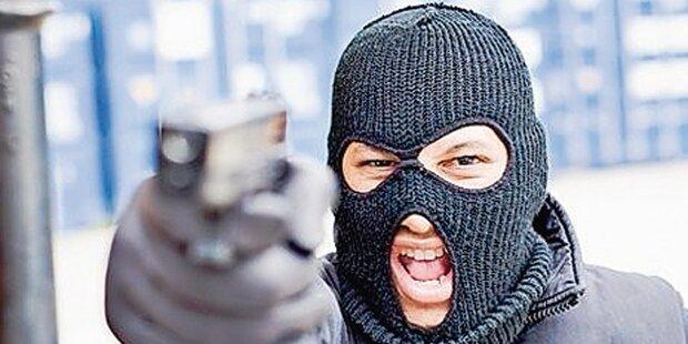 Wien: Bewaffneter Bankräuber geschnappt