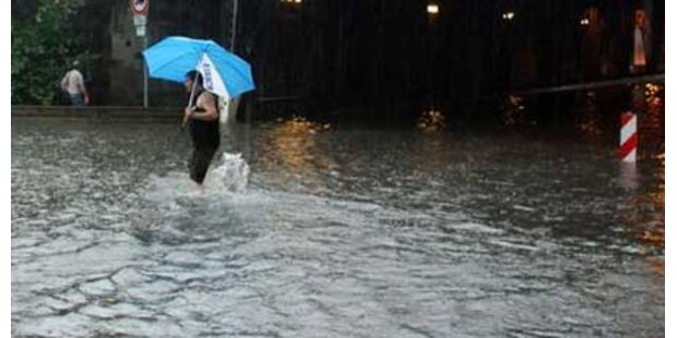 Zuletzt gab es 1828 so viel Regen