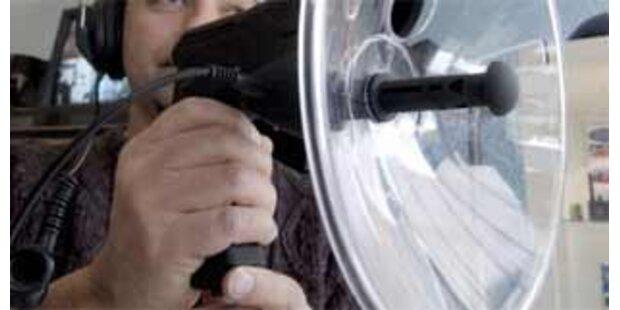 Deutscher Geheimdienst spioniert Journalisten nach