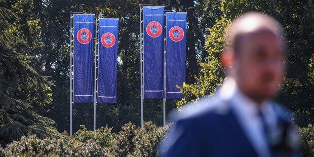 UEFA bespricht weiteren Saison-Fahrplan