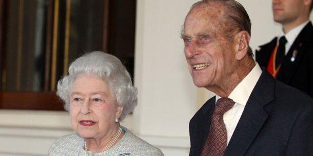 Queen: Eiserne Hochzeit im kleinen Kreis